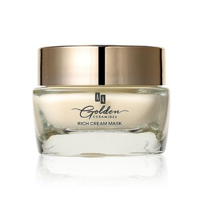 AA Golden Ceramides Rich Rebuilding Cream Mask With 24K Colloidal Gold