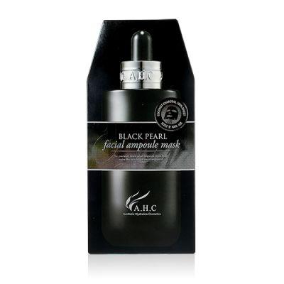黑美人面膜系列 黑珍珠保濕面膜