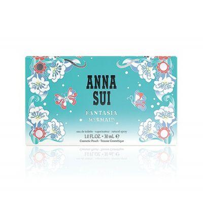 Fantasia Mermaid 美人魚淡香水套裝 (香水+化妝袋)