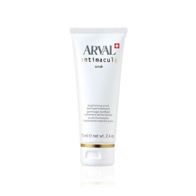 Arval Antimacula Brightening Scrub dark spot treatent
