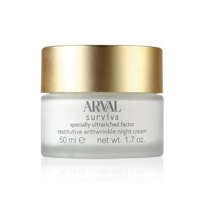 Surviva Specially Ultrariched Factor Restitutive Anti-Wrinkle Night Cream