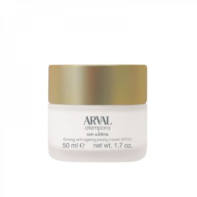 Arval Atempora Soin Sublime Firming Anti Ageing Pearly Cream SPF20