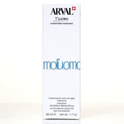 L'uomo- Intensive antiwrinkle treatment