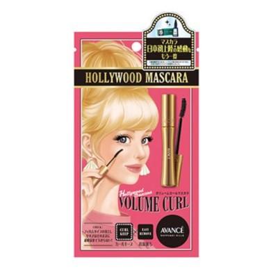 Hollywood Mascara #Volume Curl