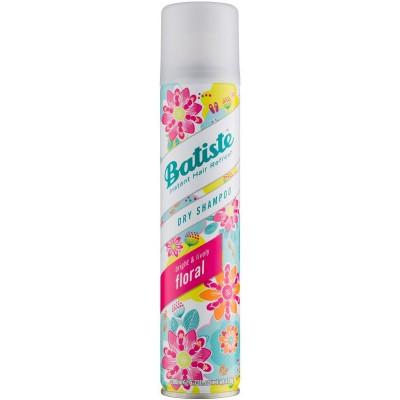 頭髮乾洗噴霧 - 淡花