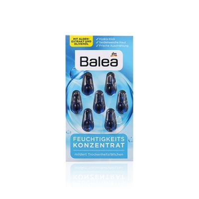 Moisturizing Face Concentrate Capsules
