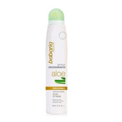 Aloe Vera Deodorant Spray (Original)