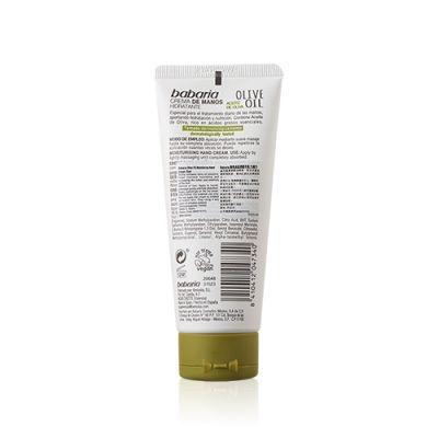 橄欖油滋潤護手霜