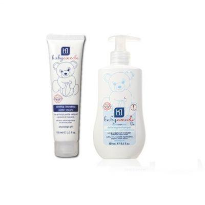 [SPECIAL OFFER] Delicate Bath and Shampoo + Winter Cream