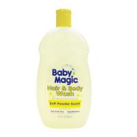 BABY MAGIC 嬰兒洗髮沐浴露二合一