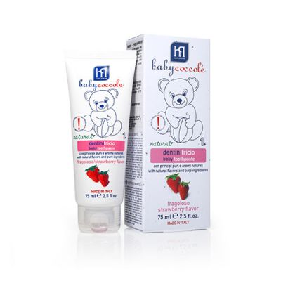 [3pcs - Special Price] Baby Toothpaste (Strawberry flavour)