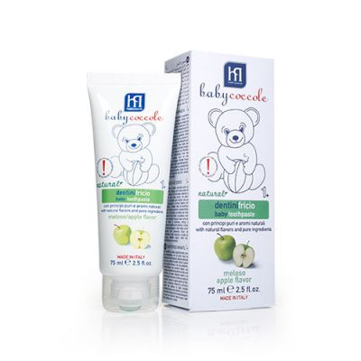[2pcs - Special Price] Baby Toothpaste (Apple)