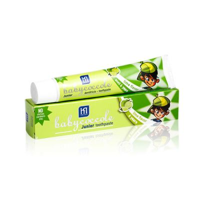Junior Lime Toothpaste 6years