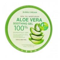 BUBBLE DREAM 蘆薈舒緩保濕凝膠 100% 蘆薈舒緩保濕凝膠