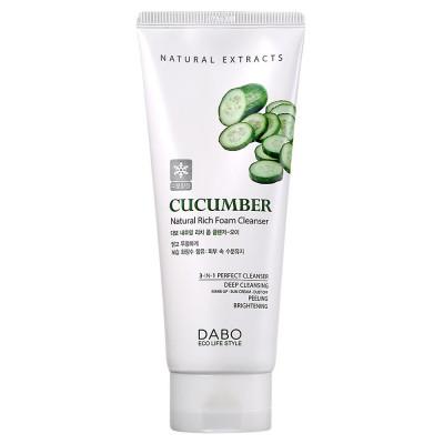 [2 pieces] Cleansing Foam (Cucumber)