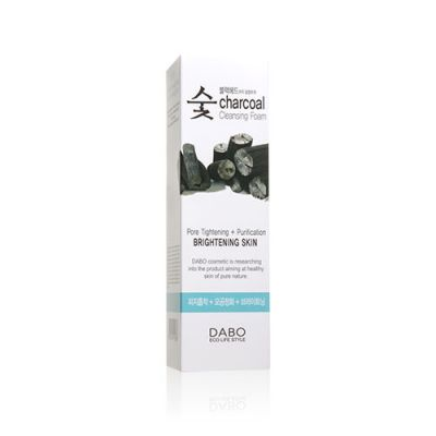 Charcoal Cleansing Form (Brightening Skin)