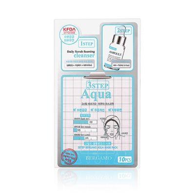 3 Step Aqua Mask Pack