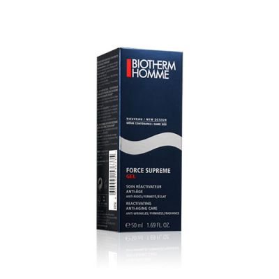 Homme Force Supreme Anti-Aging Gel Care