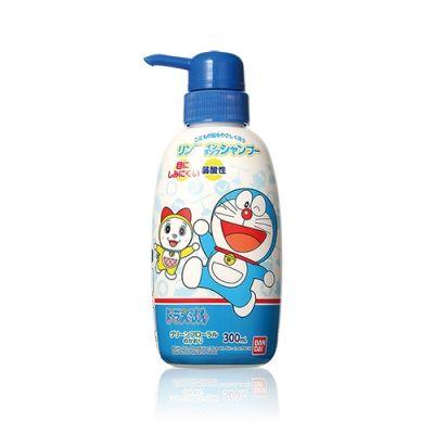多啦A夢圖案2合1兒童洗頭水