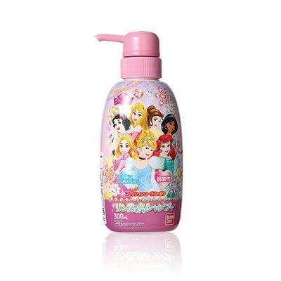 公主圖案2合1兒童洗頭水