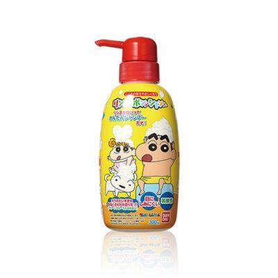 蜡笔小新图案2合1儿童洗发精