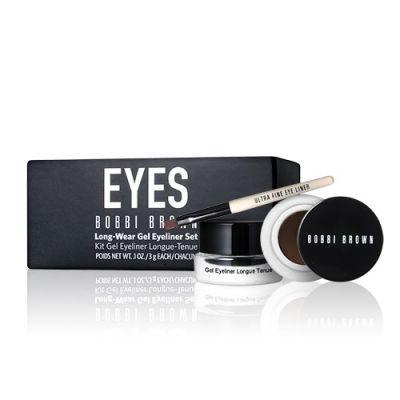 眼線套裝黑色+啡色連掃