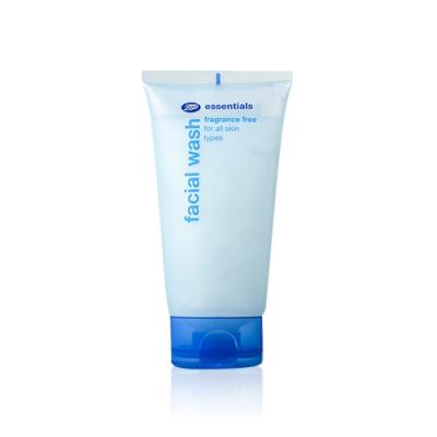 Essential Fragrance Free Facial Wash