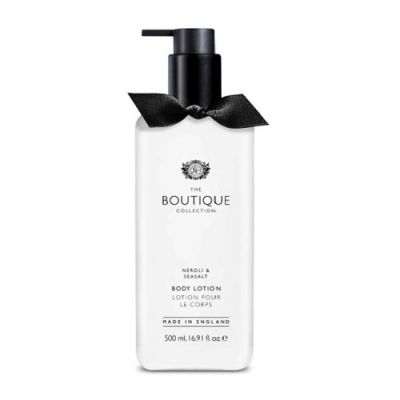 THE BOUTIQUE COLLECTION Neroli & Sea Salt Body Lotion