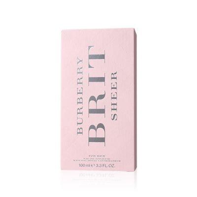 Brit Sheer 女装淡香水喷雾