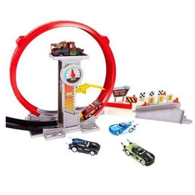 CA81921 汽車總動員3-極速競賽系列超級迴旋比賽套裝