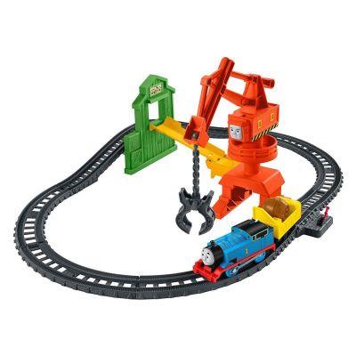 Thomas & Friend 湯瑪士小火車與CASSIA 運輸組合