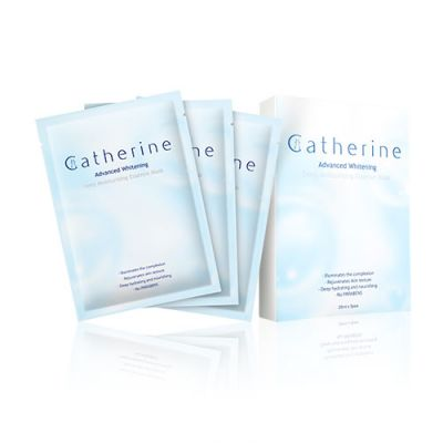 [Buy one get one free] Advanced Whitening Deep Moisturising Essence Mask [Buy one get one free]