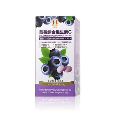 Colombin Blueberry Multivita C