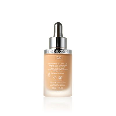 DIORSKIN NUDE AIR Nude Healthy Glow Ultra-fluid Serum Foundation #20 Light Beige