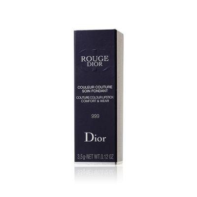 Rouge Dior Couture Colour Lipstick Comfort&Wear #999