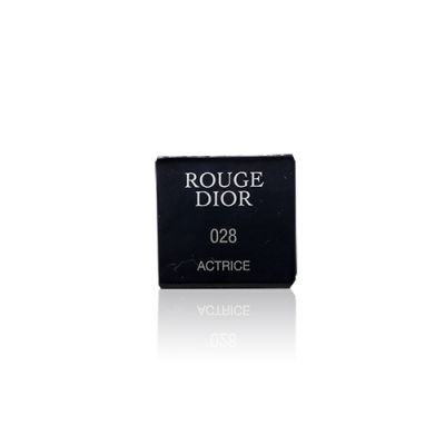 Rouge Dior Couture Colour Lipstick Comfort&Wear #028 Actrice