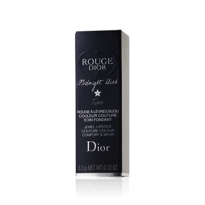 ROUGE DIOR Midnight Wish Jewel Lipstick #999 (Limited Version)