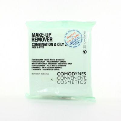 卸妝纖維巾(油性及混合皮膚)