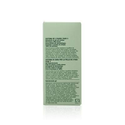 3-Step Dramatically Different Moisturizing Gel with pump (Combination Oily To Oily Skin)