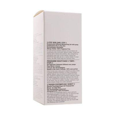 特效爽膚啫喱 (混合性偏油及油性肌膚適用/黃油,無油)
