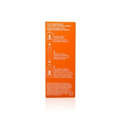 特效補濕防禦啫喱(透明黃油) +清爽亮白iD修護液 (Fatigue)  (橙)