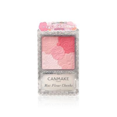 花瓣雕刻五色腮红  #02 玫瑰粉红