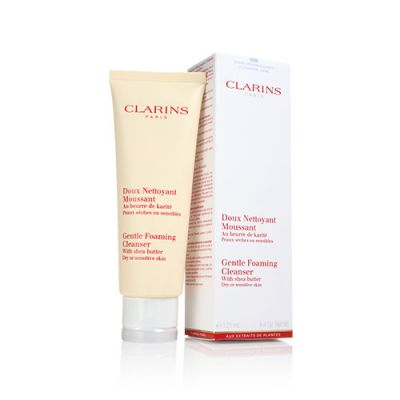 Gentle Foaming Cleanser (With Shea Butter) for Dry Skin