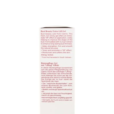 Shape Up Your Silhouette Bust Beauty Extra-Lift Gel