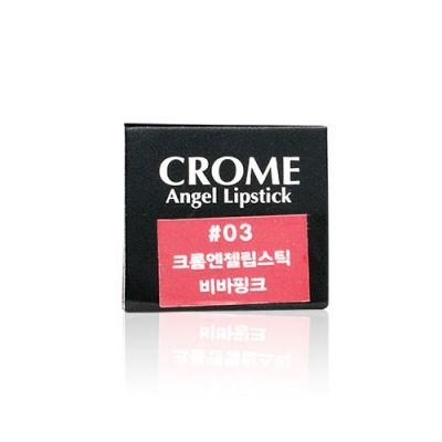 Angel Lipstick #03 Viba Pink