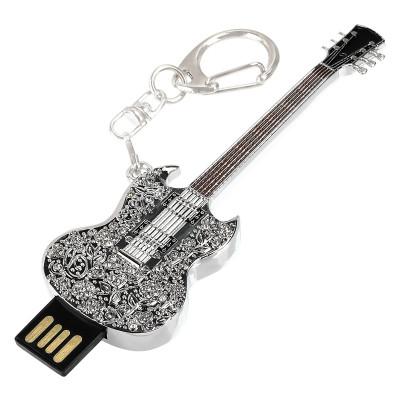 64Gb 吉他造型钻石USB (ASUSB-CDG64)