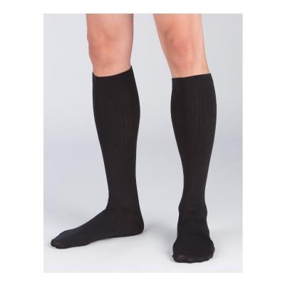 [2件裝] 漸進式壓力襪 #617 黑色 (男裝襪 ) M 碼