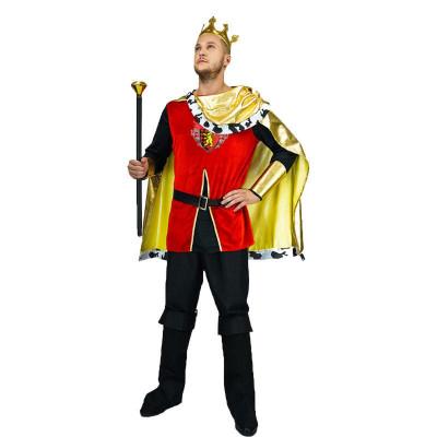 成人男装 国王 万圣节服饰