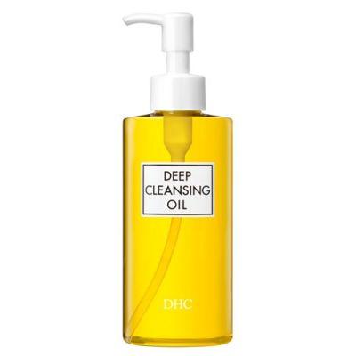 深層卸粧毛孔潔膚油