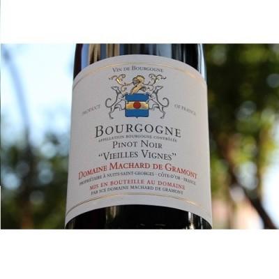 Domaine Machard de Gramont Bourgogne Vieilles Vignes 2018